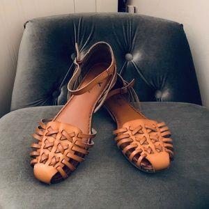 American eagle guarache sandals
